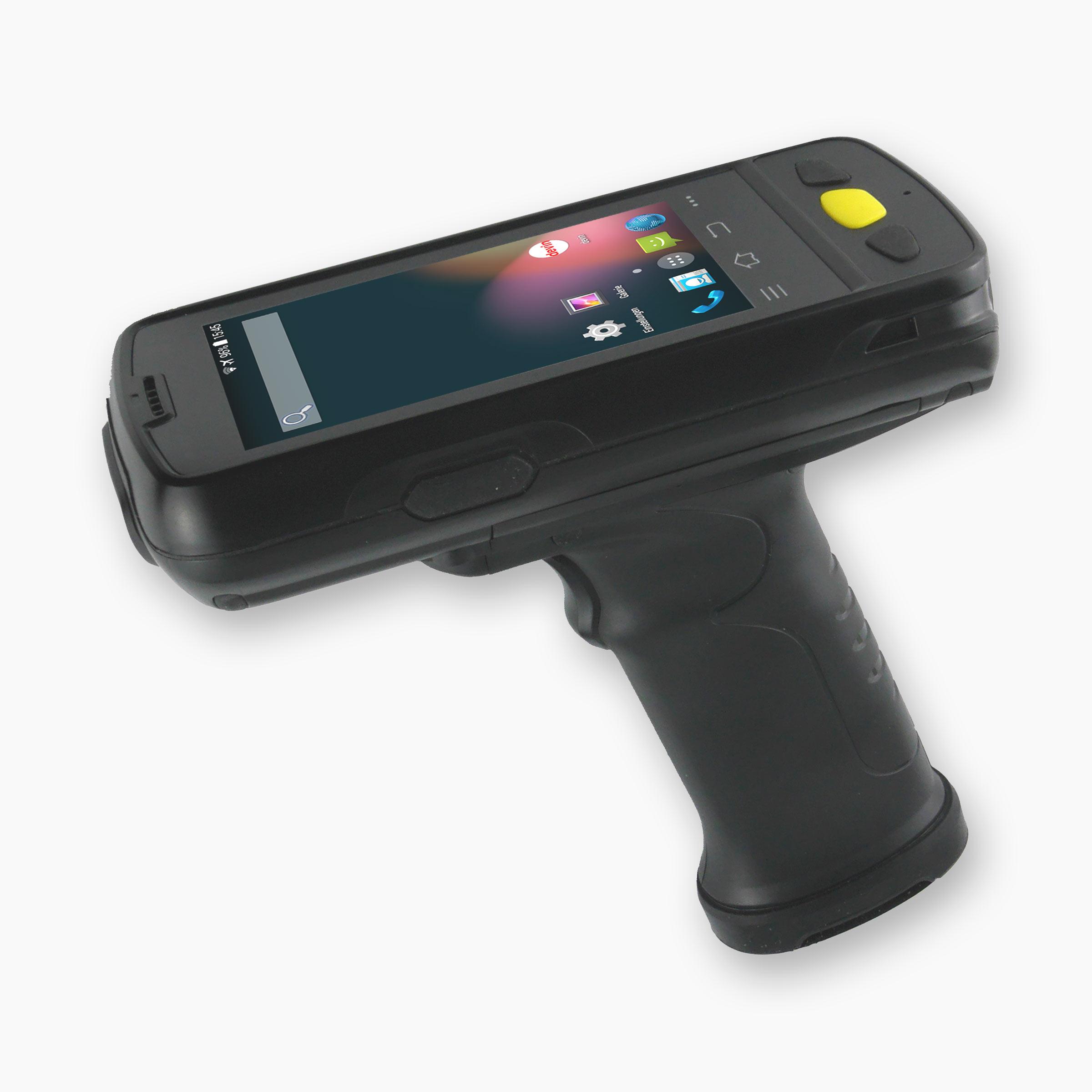 LogiScan-1500 mit Griff