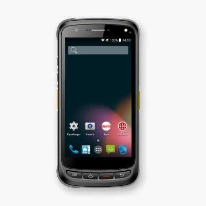Mobiles Datenerfassungsgerät Chainway C71 Capacitive Fingerprint, frontal