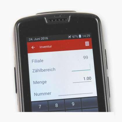 Kundenspezifische Android-App
