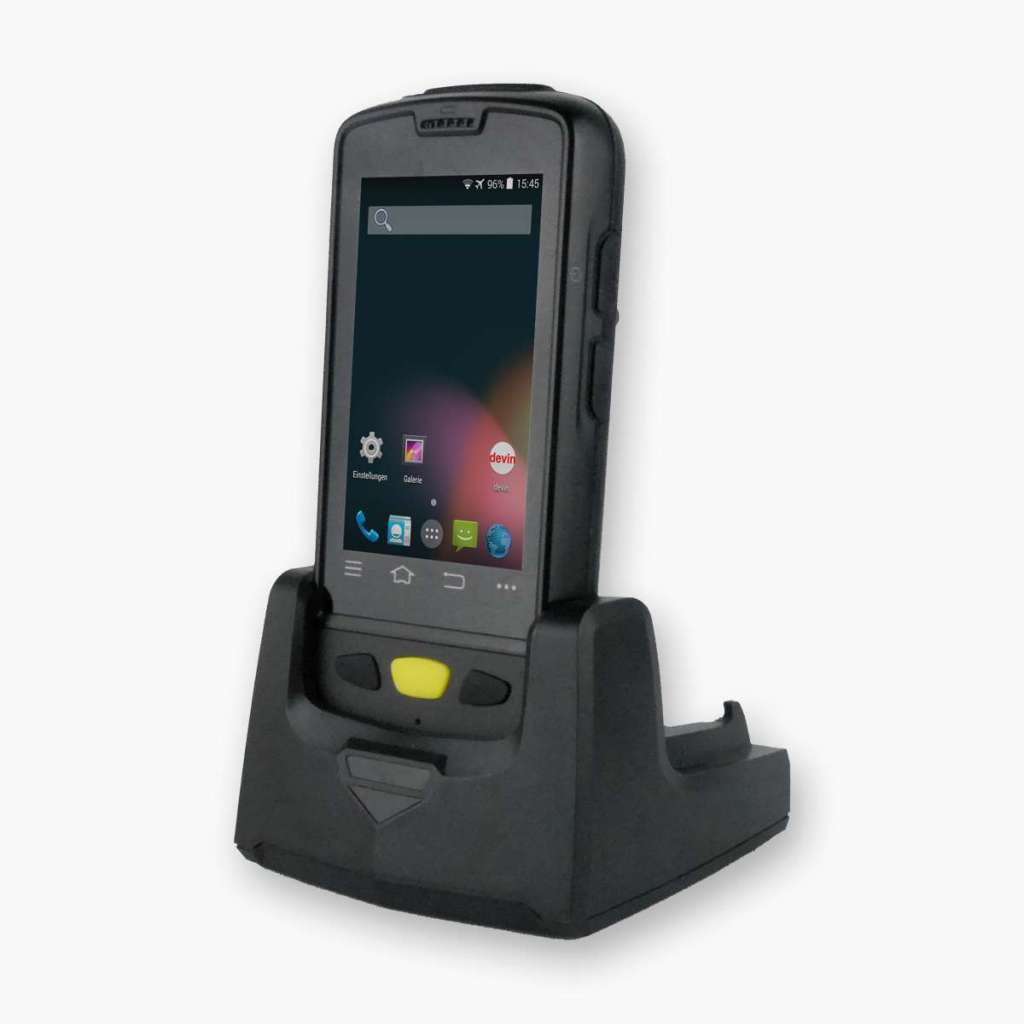 Handheld terminal with Android