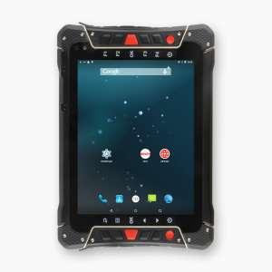 Industrie-Tablet-PC LogiScan-2000, Hochformat