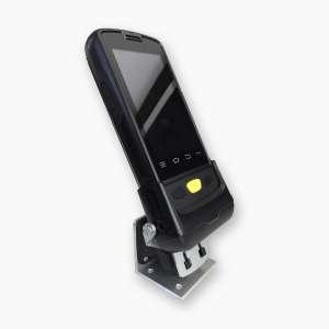 LogiScan-1500 in Kfz-Halterung, anschraubbar