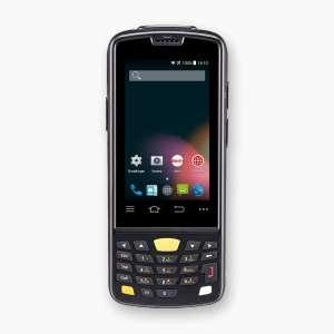 Android 5.1 MDE-Gerät LogiScan-1560, frontal, numerische Tastatur