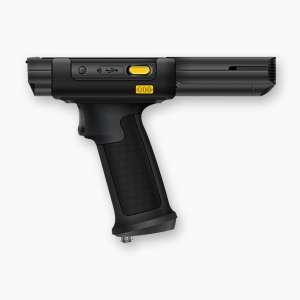 LogiScan-1750 mit Pistolengriff, Seitenansicht