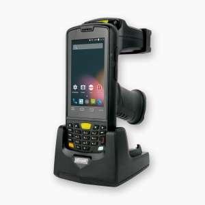 LogiScan-1550 UHF MDE Gerät und Cradle