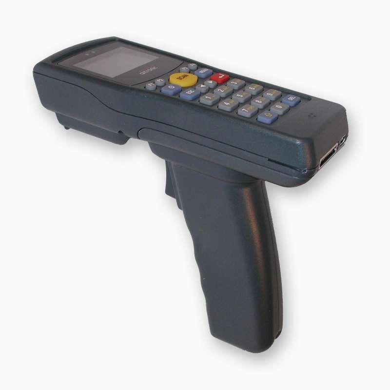 MDE Gerät LogiScan-1100 mit Griff